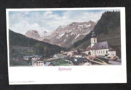 Ramsau ReiteralpEN UNDIVIDED BACK CHROMO - Berchtesgaden