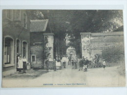 Hemiksem HEMIXEM Ingang Depot St.bernard - Hemiksem