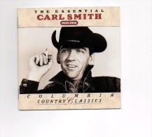 CD  CARL SMITH  1950 / 1956  COLUMBIA  468911-2   1991 - Country & Folk