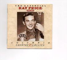 CD  RAY PRICE  1951- 1962  COLUMBIA  468910 - 2  1991 - Country & Folk