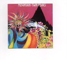 CD   MOUNTAIN  TWIN PEAKS    COLUMBIA 472183 -2 - Hard Rock & Metal