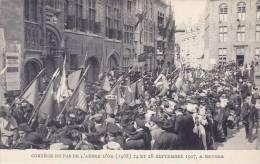 AZE27/  Ed. J.D.C., 1907 Zeer Mooi/ Beau Lot X 14 Brugge Bruges Processie Cortége Pas De L´arbre D´Or - Brugge