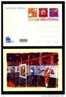 Cartolina Postale C 273 Giornata Della Filatelia Nuova - 6. 1946-.. Repubblica