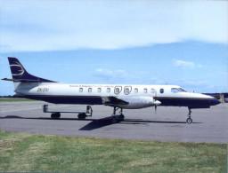 (120) Aircraft - Origin Pacific Metro 23 - 1946-....: Moderne