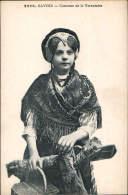 SAVOIE Costume De La Tarentaise - France