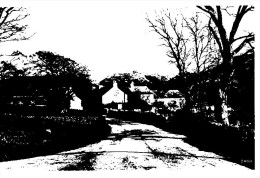 (DD222) Very Old Postcard - Carte Ancienne - UK - Bower House Inn - Cumberland/ Westmorland