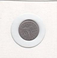 50 CENTIMES Nickel 1923 FR - 1909-1934: Albert I