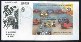 PJM5413A - 414A -  - Philexafrique II - Juin 1979 - - Mauritanië (1960-...)