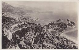 PRINCIPAUTÉ  DE MONACO VUE PANORAMIQUE - Monaco