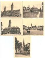 Ken Uw Land -  De Beukelaar -  Dendermonde - 5  Stuks - Thé & Café