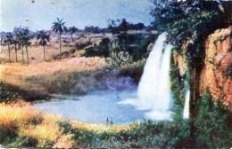 Banfora. Une Cascade - Burkina Faso