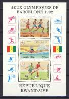 Rwanda   Cat. COB/OBP Bloc  Nr 108     (xx) - 1990-99: Neufs