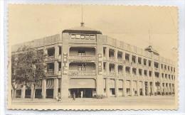 Elisabethville, Hotel Globe   ( 2 X Scan) Real Photo PostCard (Congo) - Kinshasa - Leopoldville
