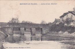 Montigny-le-Tilleul 21: Jambe-de-bois. Déversoir 1906 - Montigny-le-Tilleul