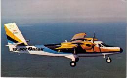 Thème -  Avion -  Norontair - Canada Ontario - Format 8.5*13.5 Cm - 1946-....: Moderne