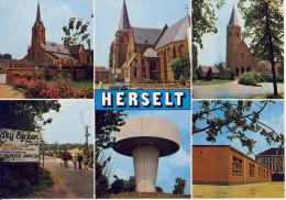 Herselt  Meerzicht  R De Cock  169/1 - Herselt