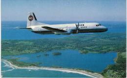 Thème -  Avion -  Nihon YS 11 - Format 8.5*13.5 Cm - 1946-....: Moderne