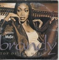 CD Single. BRANDY.  Top Of The World. - Sonstige - Englische Musik