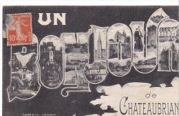 22293  Chateaubriant . Un Bonjour . Lacroix Chateaubriant 1000 -
