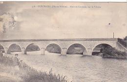 22295 Plechatel (35) PLECHATEL Pont De Cambrée, Sur Vilaine -coll Lacroix, Pliot Chateaubriant -!etat!