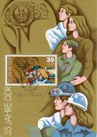 DDR 1984 35th Anniversary Of The Democratic Republic 35 Pfg. Official Maximum Card.  Michel 2901 - [6] Democratic Republic