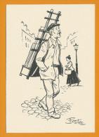 Le Vitrier  -  Illustration Pierdec - Other