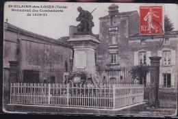 SAINT HILAIRES DES LOGES - Saint Hilaire Des Loges