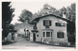 """ARCACHON - """"Beau Séjour"""" - Suite De 8 Cartes Photos + 2 Documents - Maison De Repos De La Banque De France - Arcachon"""