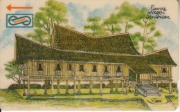 MALAYSIA(GPT) -  Rumah Melaka, CN : 33MSAA/C, Used