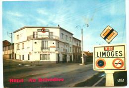 """87* LIMOGES  25252 """"""""belvedere"""""""" - Limoges"""