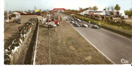 CP  THEME  AUTOMOBILE  58  Circuit  De  MAGNY - COURS   Cc 3   Vu  D'avion   ( Rare ) - Grand Prix / F1