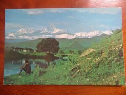 Hotel Shanker, Fishing Under The Shodow Of Annapurna Range - Nepal