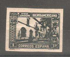 Sello Nº 578ccas Sin Dentar - 1889-1931 Reino: Alfonso XIII