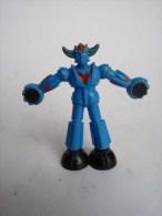FIG - GOLDORAK  magnetique 1978 - VERSION BLEUE