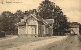 BELGIQUE - ANVERS - GROBBENDONK - BOUWEL - Het Engelsch Huis. - Grobbendonk