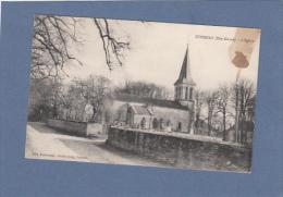 CPA  - 52 - ECHENAY - L´église - éditeur Bretoneche - Cliché Durey - Autres Communes