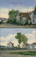 67 STRASBOURG / Neudorf, Julius-Strasse, Staatsbahnhof / FELDPOSTKARTE CARTE COULEUR - Strasbourg