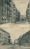 67 STRASBOURG / Gerhartsrasse, Technische Schule / FELDPOSTKARTE - Strasbourg