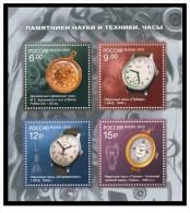 Russia - 2010 - Nuovo/new - Orologi - 1992-.... Federation