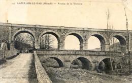 Lamalou Le Bas  - Avenue De La Vernière - France