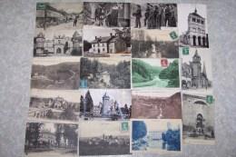 Débaras De Mes Cartes : Lot De 112 Cartes De L´ALLIER (dont Aigrefeuilles -Rue Du 14juillet, Lapalissse -Place De L'indu - Non Classificati