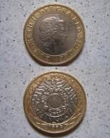 Großbritannien 2 Pounds 1999 Elizabeth II                        (Z144) - 2 Pounds