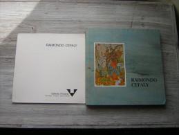 LIVRE ET LIVRET EN ITALIEN  ART PEINTURE MODERNE  RAIMONDO CEFALY  1992 - Autres