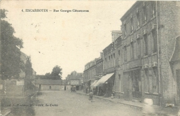 ESCARBOTIN RUE GEORGES CLEMENCEAU - Autres Communes
