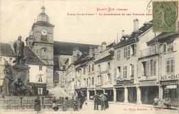SAINT DIE PLACE JULES FERRY - Saint Die