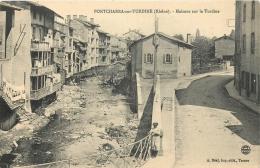 PONTCHARRA SUR TURDINE MAISONS SUR LA TURDINE - Pontcharra-sur-Turdine