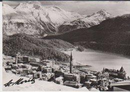 St Moritz Mit Languardkette - GR Grisons
