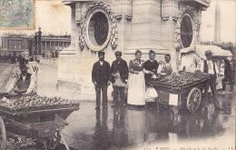 75 / PARIS / MARCHANDS DE FRUITS / LL 279 / CIRC 1904 - Ambachten In Parijs