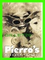 PUBLICITÉ - ADVERTISING - PIERRO'S BAR MYLONOS, GREECE - MAX RACKS - - Publicité