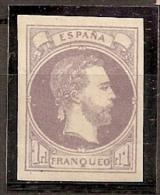 ESPAÑA 1874 - Edifil #158 - MLH * - 1873-74 Regentschaft